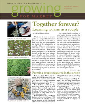 Growing for Market magazine