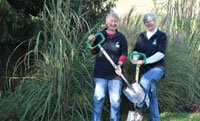 Green Heron Tools founders Ann Adams and Liz Brensinger