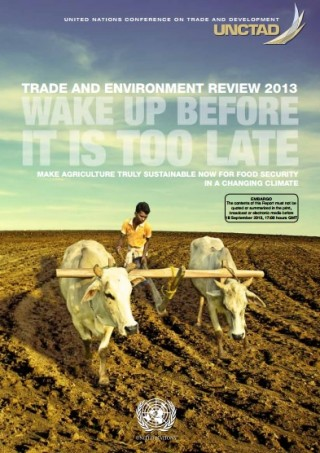 UNCTAD Report Wake Up Before It Is Too Late