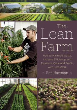The Lean Farm by Ben Hartman, Chelsea Green Publishers