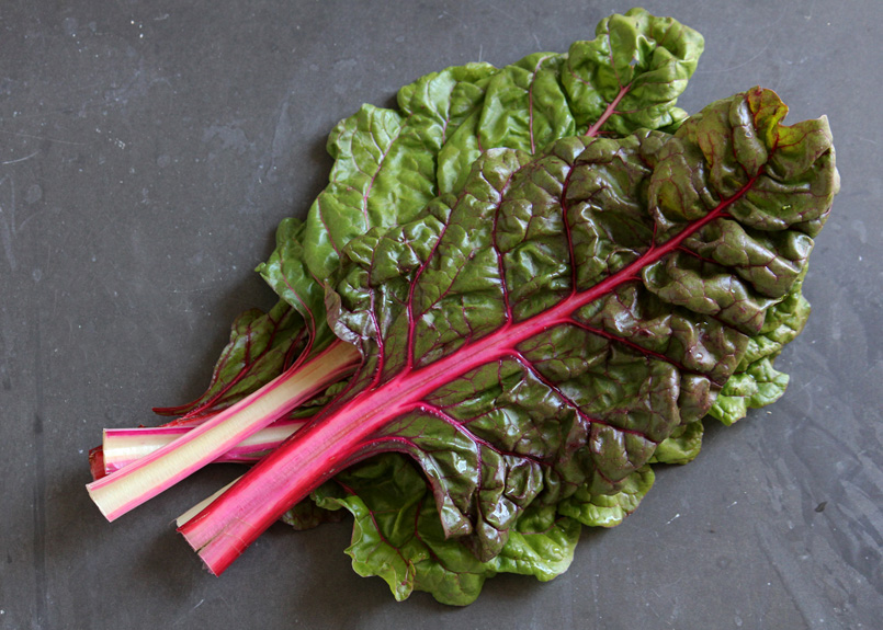 Swiss Chard Photo Small Farm Central