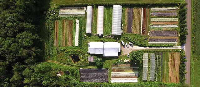 Les Jardins de la Grelinete (Broadfork Farm)